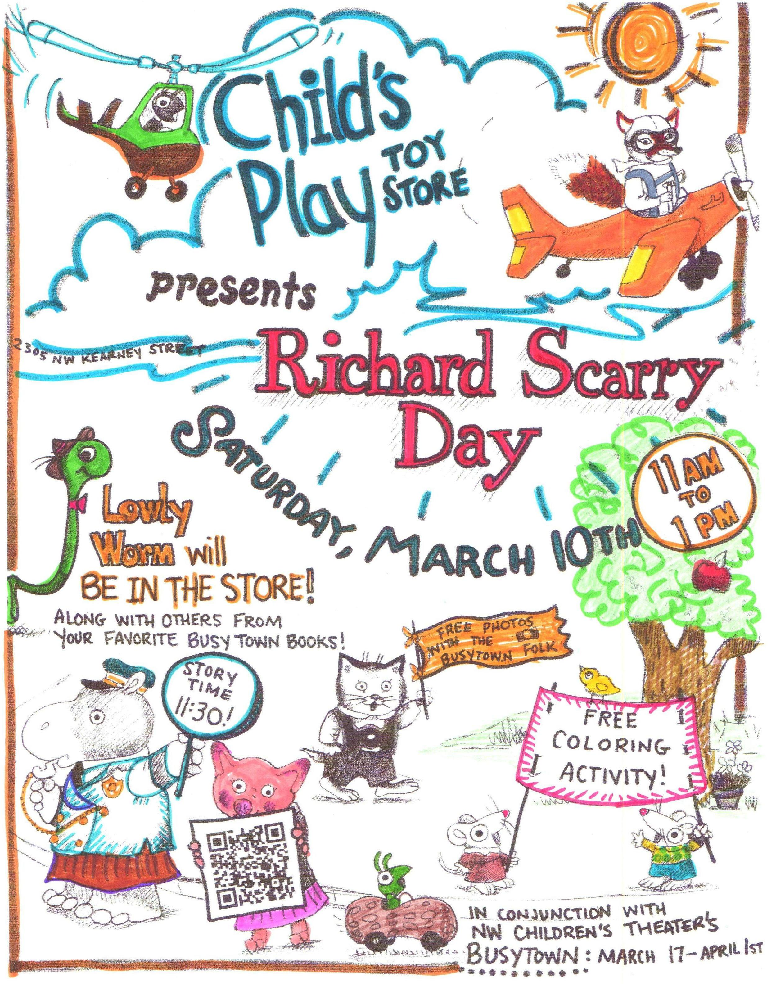 Portland_Toys_Richard_Scarry_Day_Family_Events