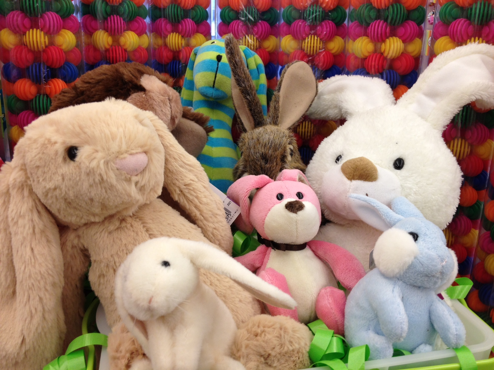 Toys_in_Portland_Bunnies_Plush_Easter