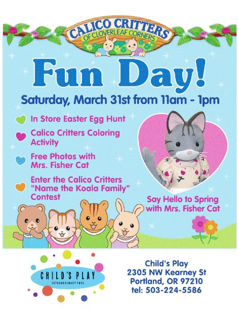 Portland_Family_Fun_Calico_Critter_Easter