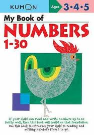 Educational_Toys_in_Portland_kumon_my_book_of_numbers_1-30