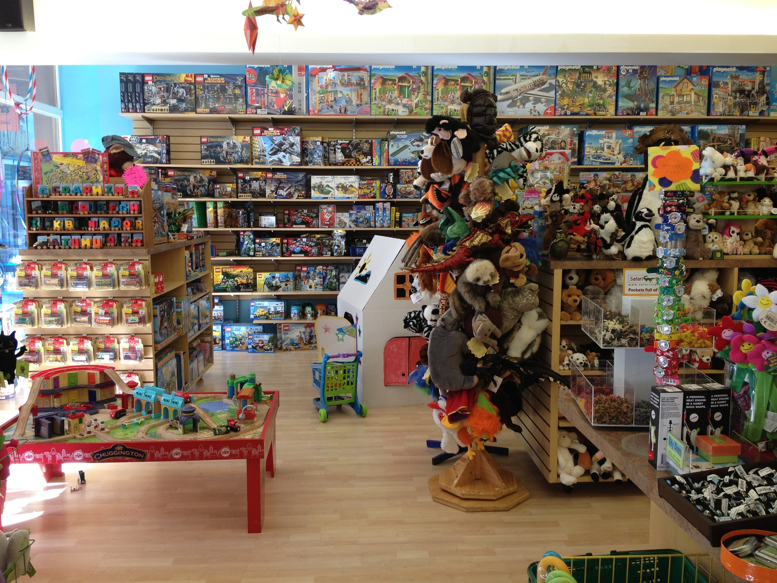 Toys_in_Portland_Child's_Play_Toys_Train_Play_Table