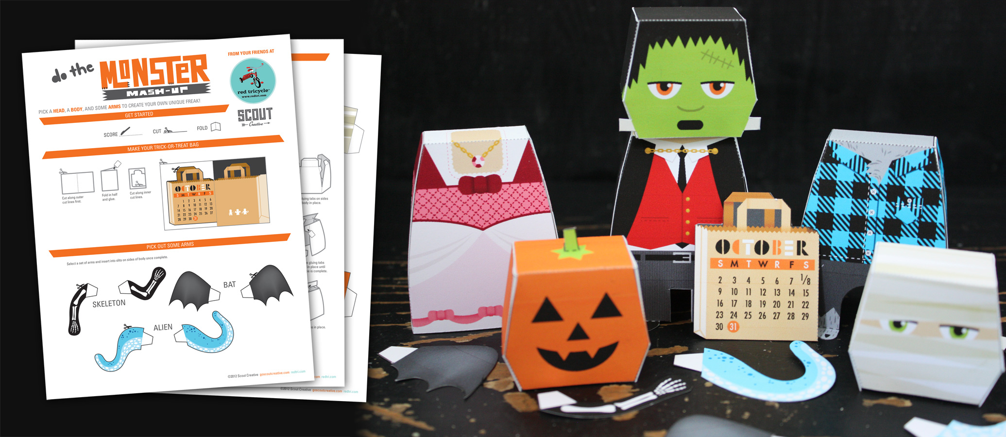 Portland_Toys_DIY_Halloween_Calendar