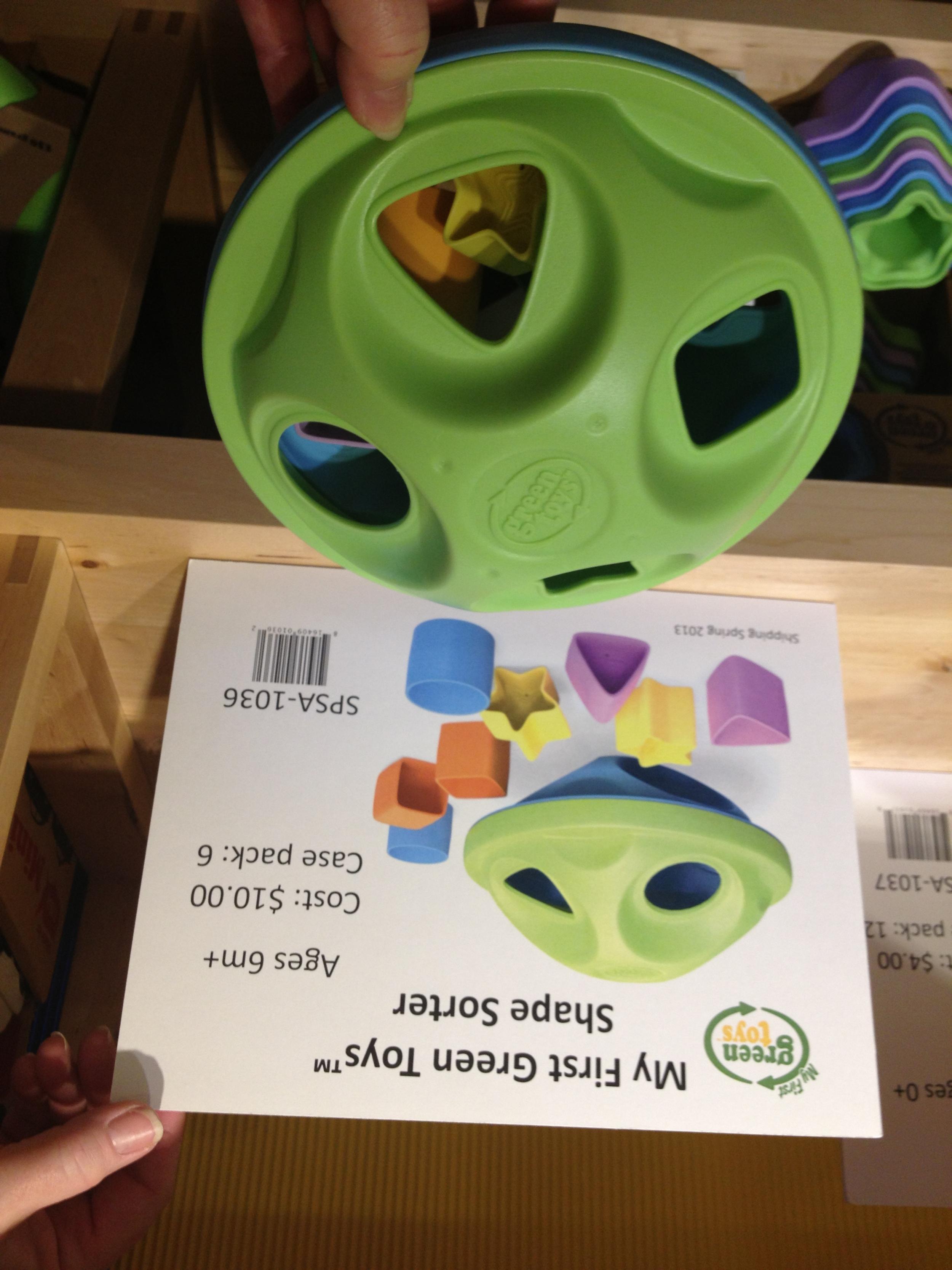 Toys_in_Portland_Green_Toys_Shape_Sorter