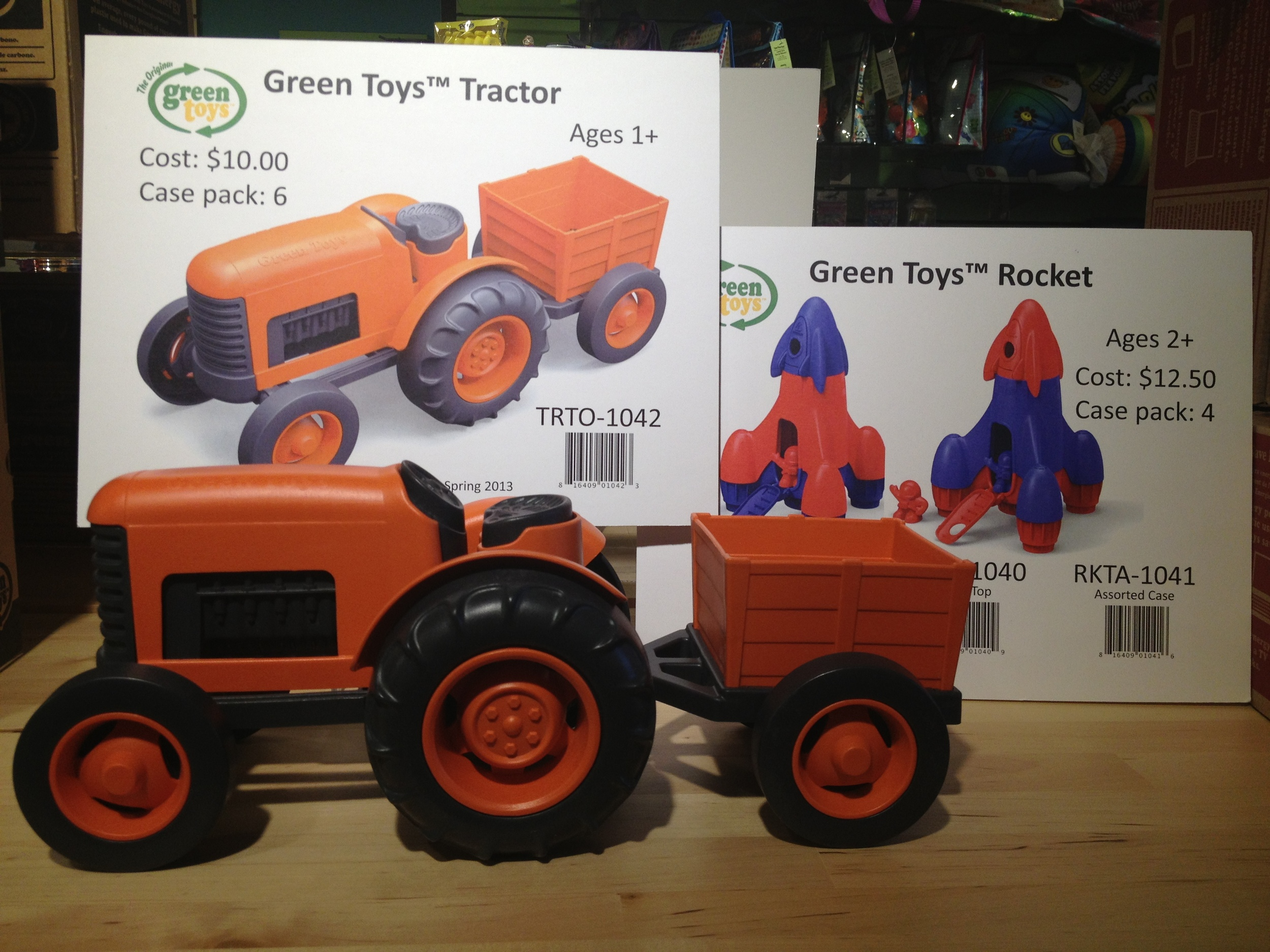 Toys_in_Portland_Green_Toys_Tractor
