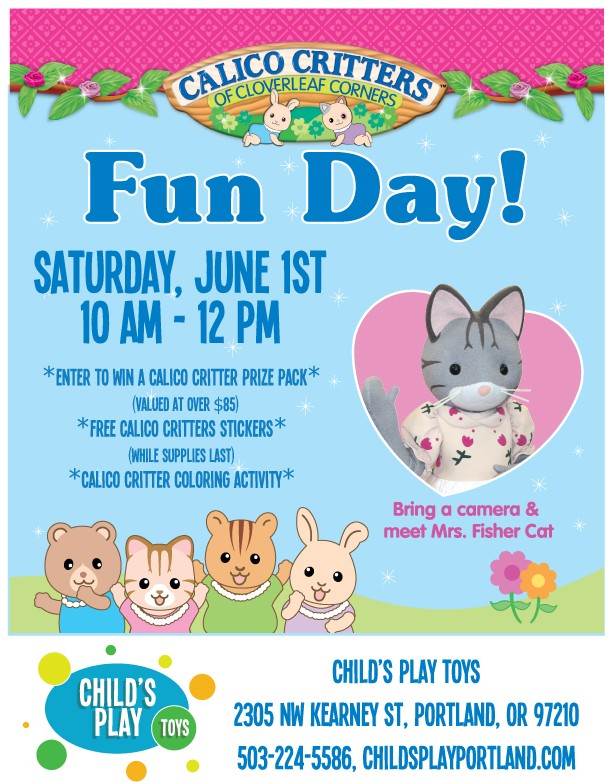 Portland_Kids_Events_Calico_Critter_Day