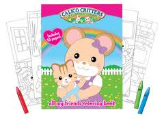 Toys_Portland_calico_critters_coloring_book