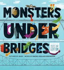 Portland_Childrens_Books_monsters_under_bridges