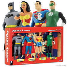 Toys_in_Portland_justice_league_bendable_figures