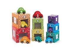 Portland_toys_melissa_and_doug_nesting_and_sorting_garage