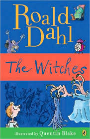 Portland_children's_books_the_witches_Roald_Dahl