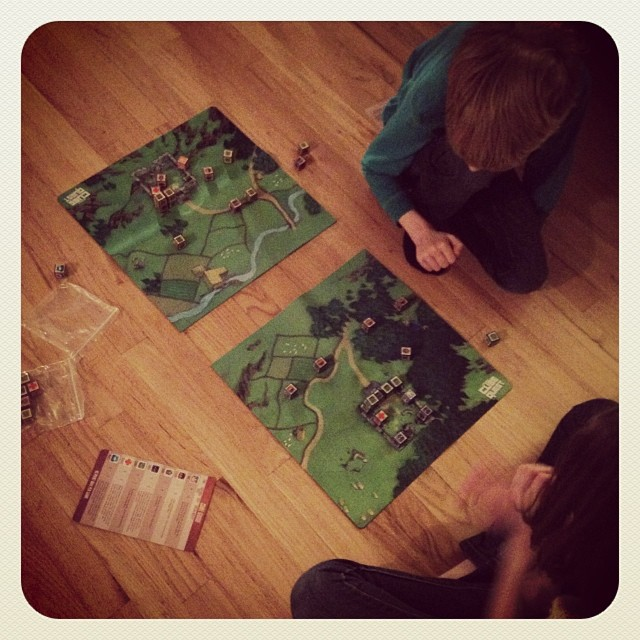 Portland_board_games_for_kids_cube_quest