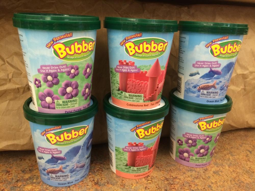 Bubber $13.99