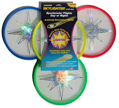Aerobie Lighted Flyer, Ages 10+ $14.99