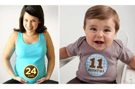 Sticky Bellies, available for expectant moms or new born babies $9.99