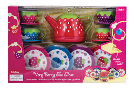 Very Berry Tea Time, Ages 3+ $19.99