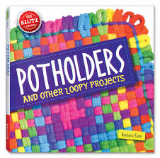 Potholders Kit by Klutz, Ages 8+ $19.99