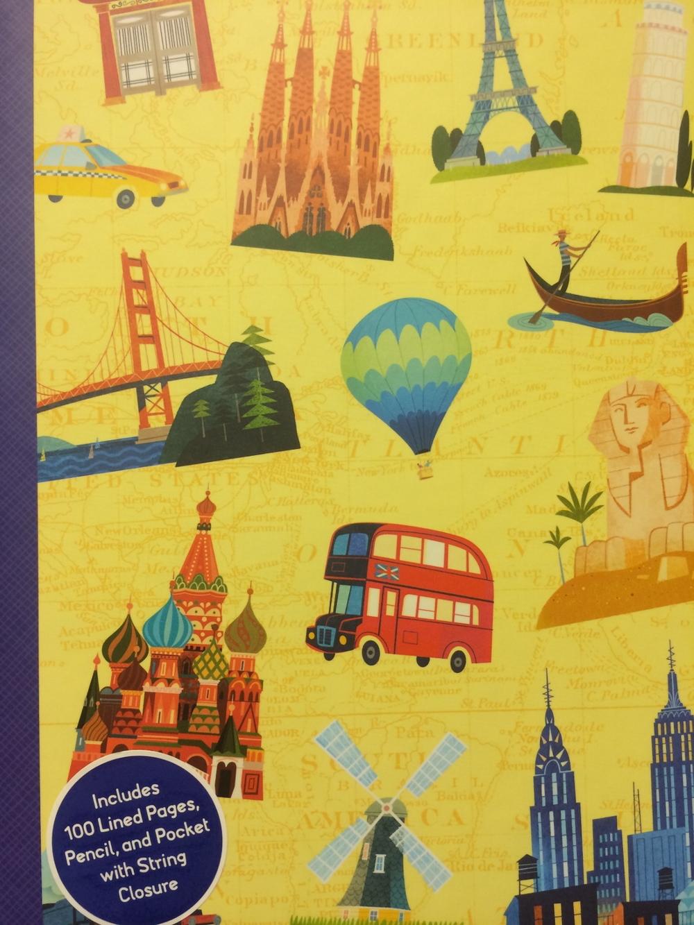 Travel Journal $14.99