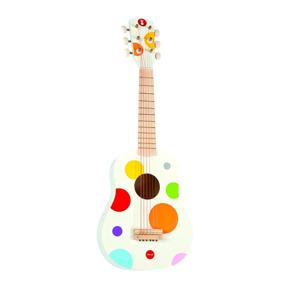 Confetti Guitar, Ages 3-8 $34.99