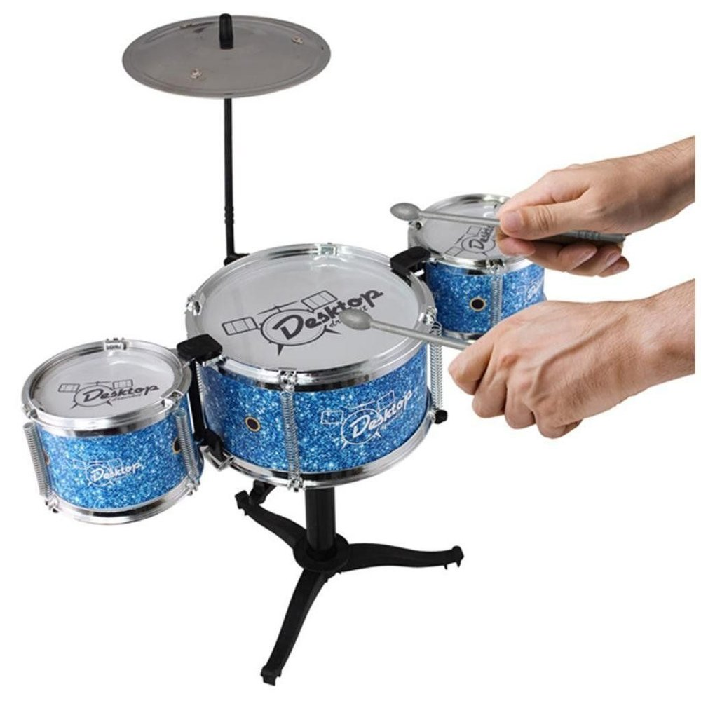 Rock On! Drum Set, Ages 3+ $12.99