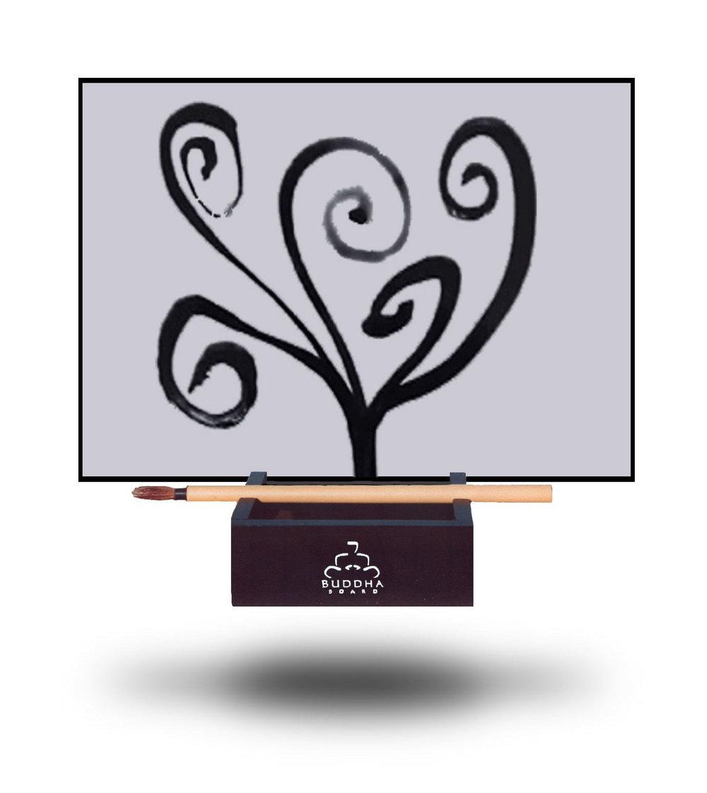 Buddha Board (shown) $34.99, Buddha Board Mini $14.99