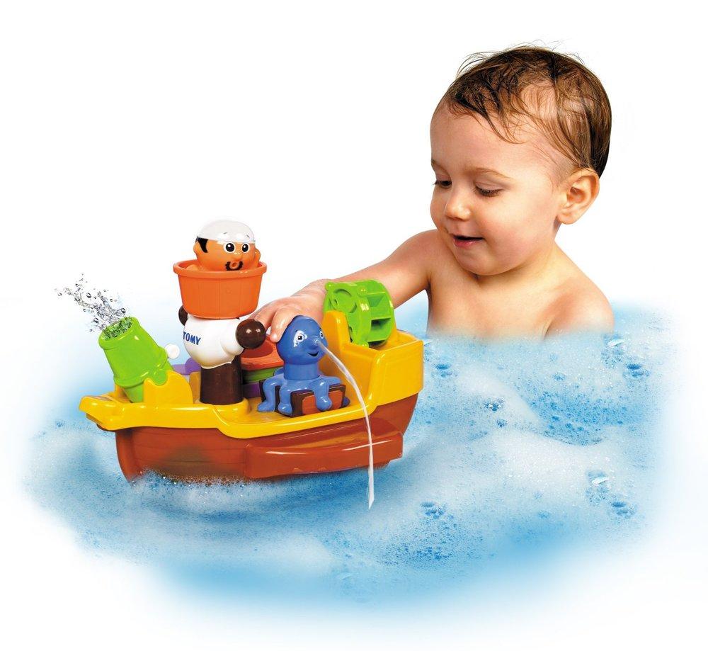 Pirate Pete's Bath Ship, Ages 12 months+ $19.99
