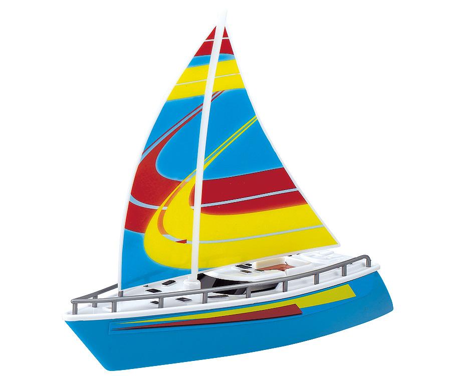 Wind-up Saliboat, Ages 3+ $14.99