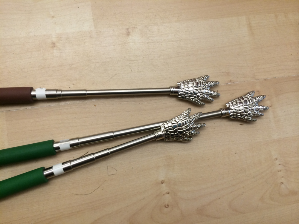 Croc-Claw Back Scratcher, on SALE $2.99