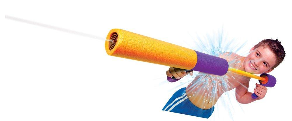 Max Liquidator Water Gun, Ages 6+ $12.99