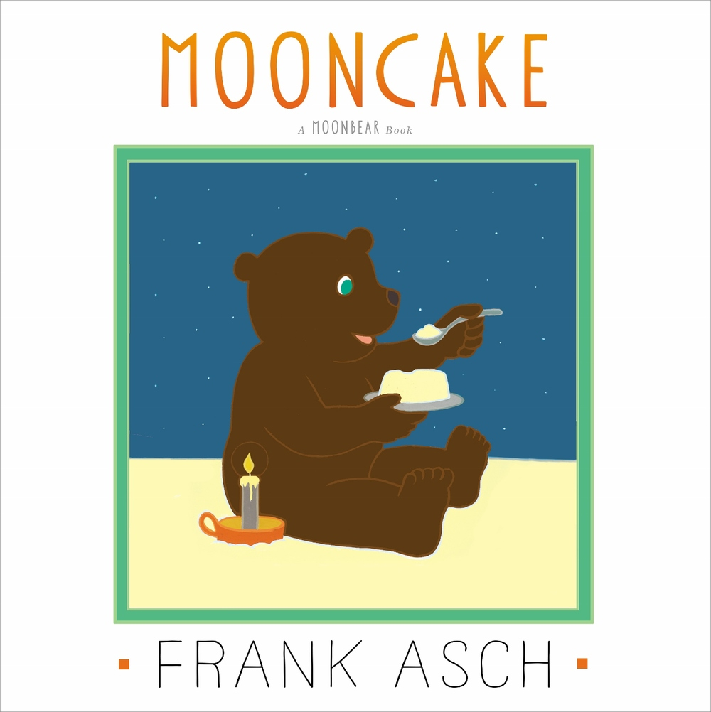 Mooncake by Frank Asch