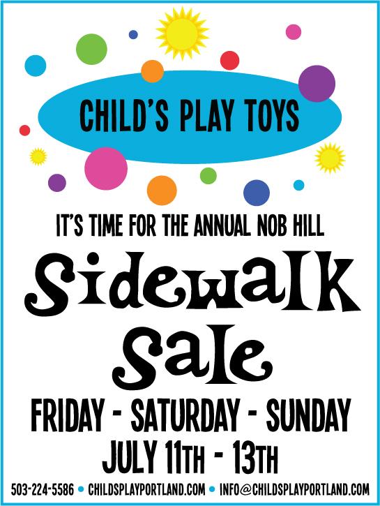 portland toys sale