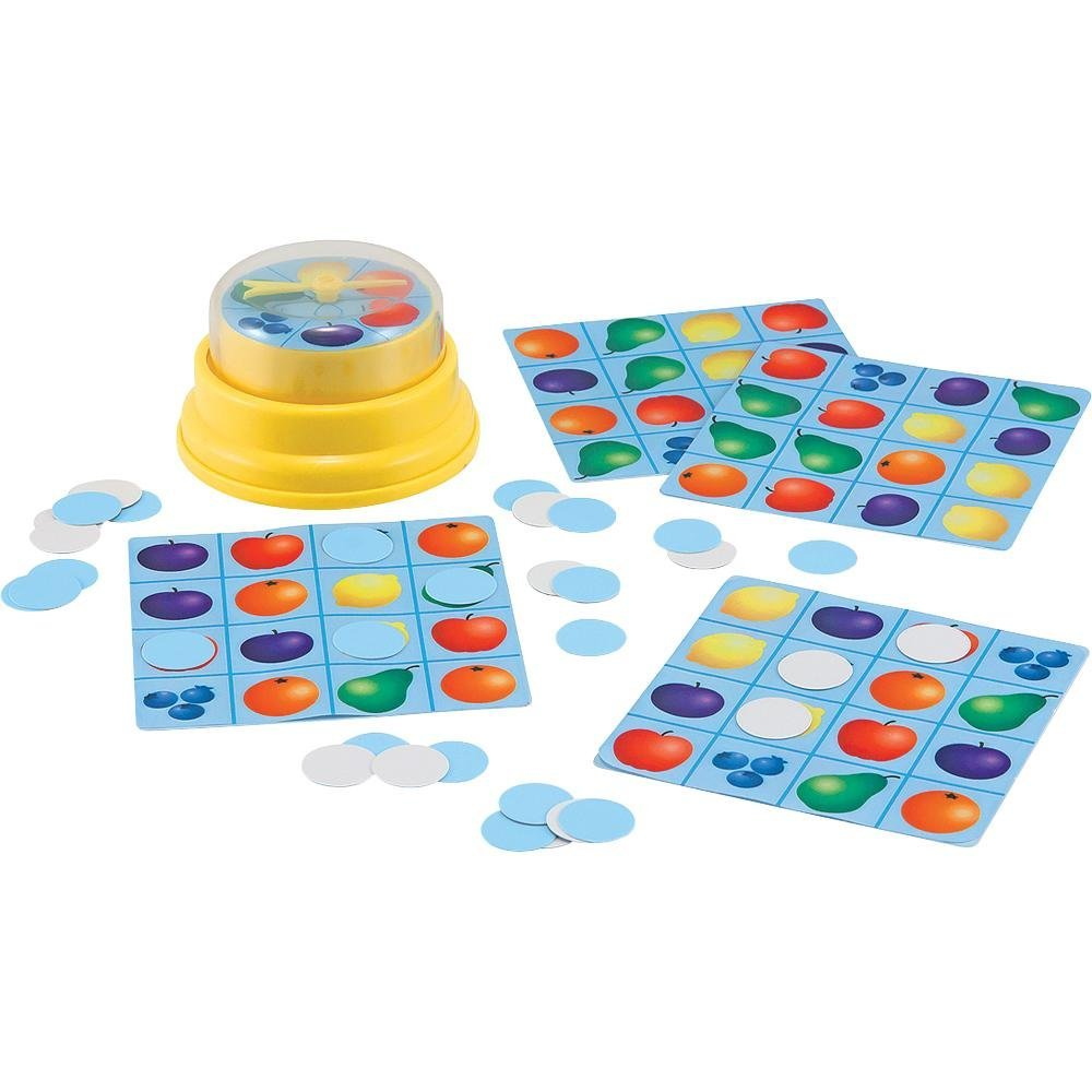 Picture Bingo by Melissa & Doug, Ages 3+, 2-4 players $7.99