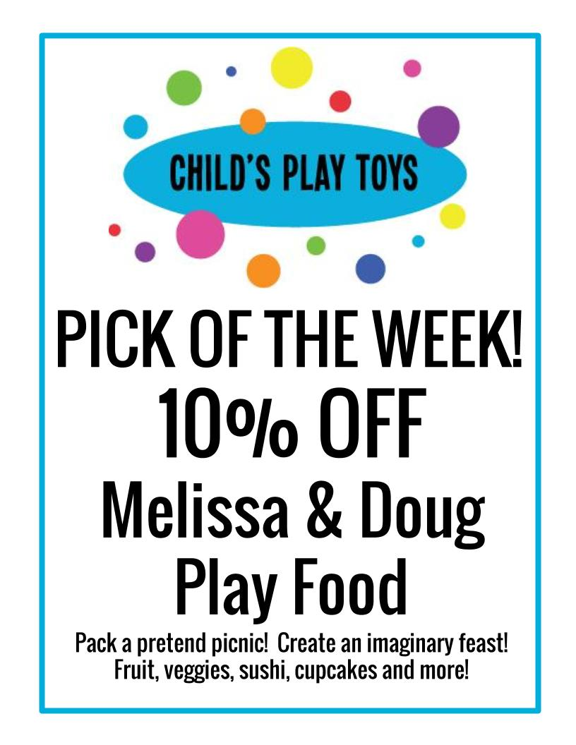 portland toys sale melissa and doug