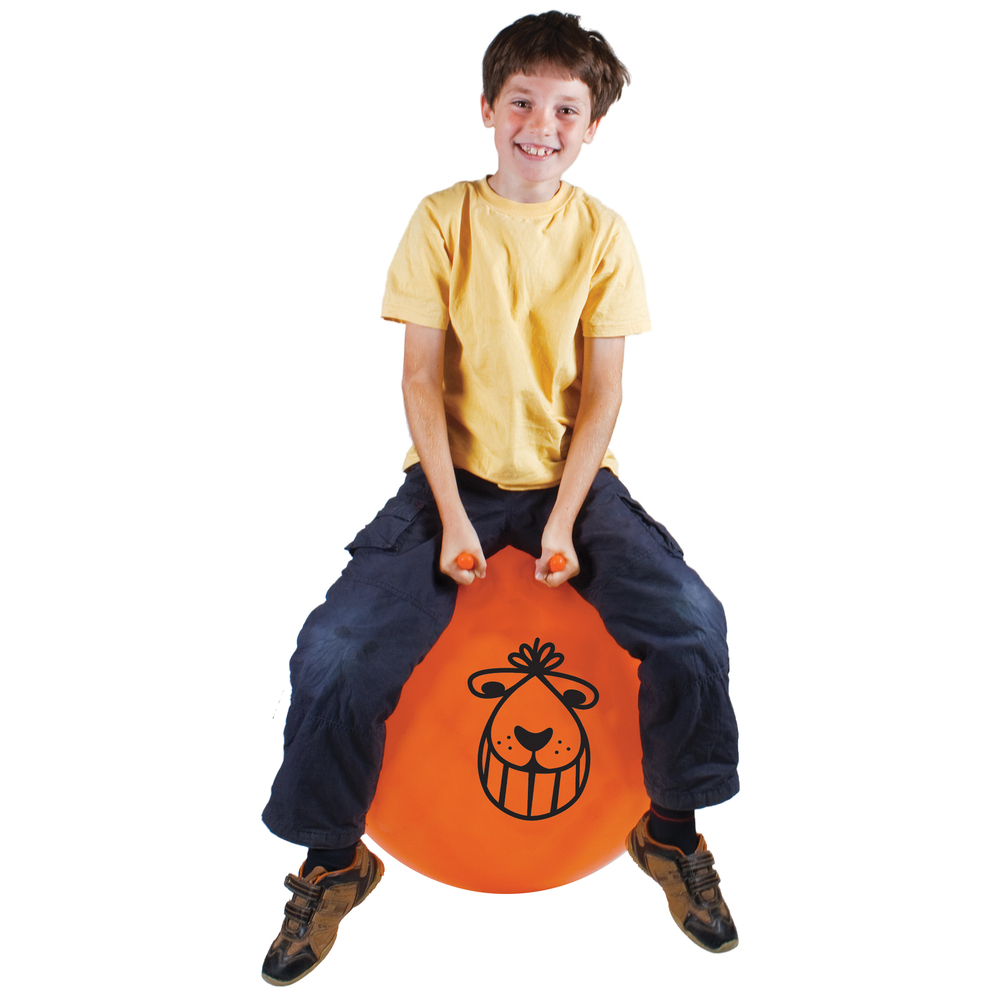 Retro Space Hopper, includes foot pump, Ages 6+  $12.99