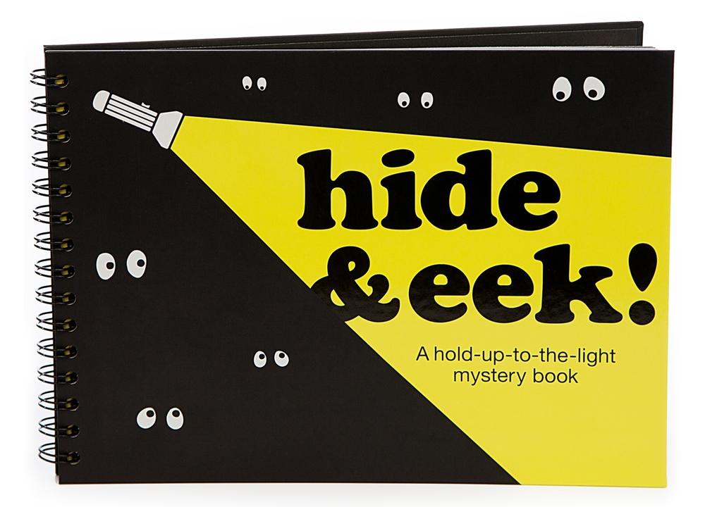 Hide & Eek, Ages 3+ $22.99
