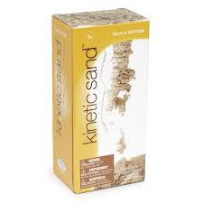 Kinetic Sand, Ages 3+ $17.99