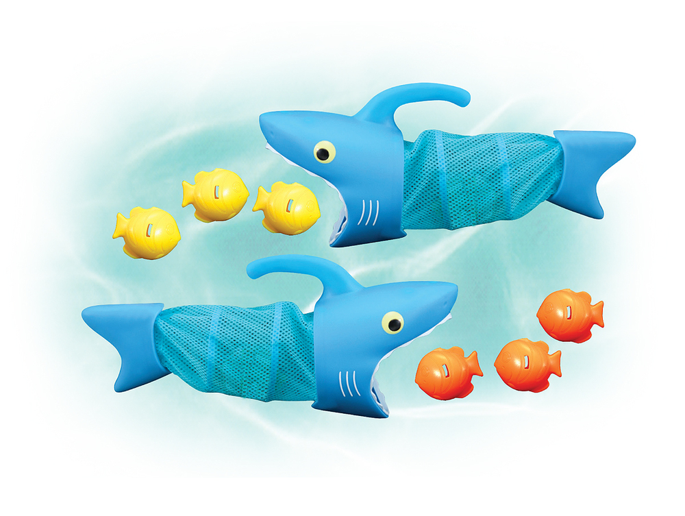 Spark Shark Fish Hunt by Melissa & Doug, Ages 6+  SALE Price $9.99