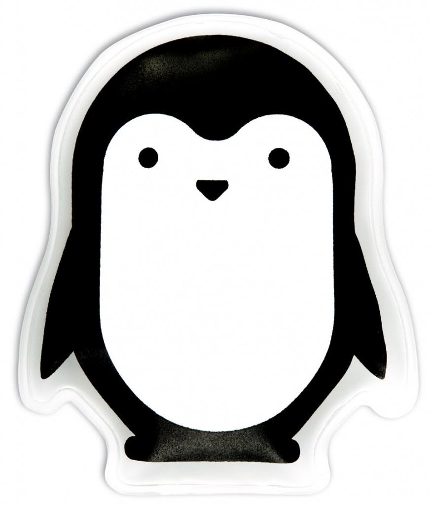 Hot/ Cold packs, available in Penguin or Fox $4.99