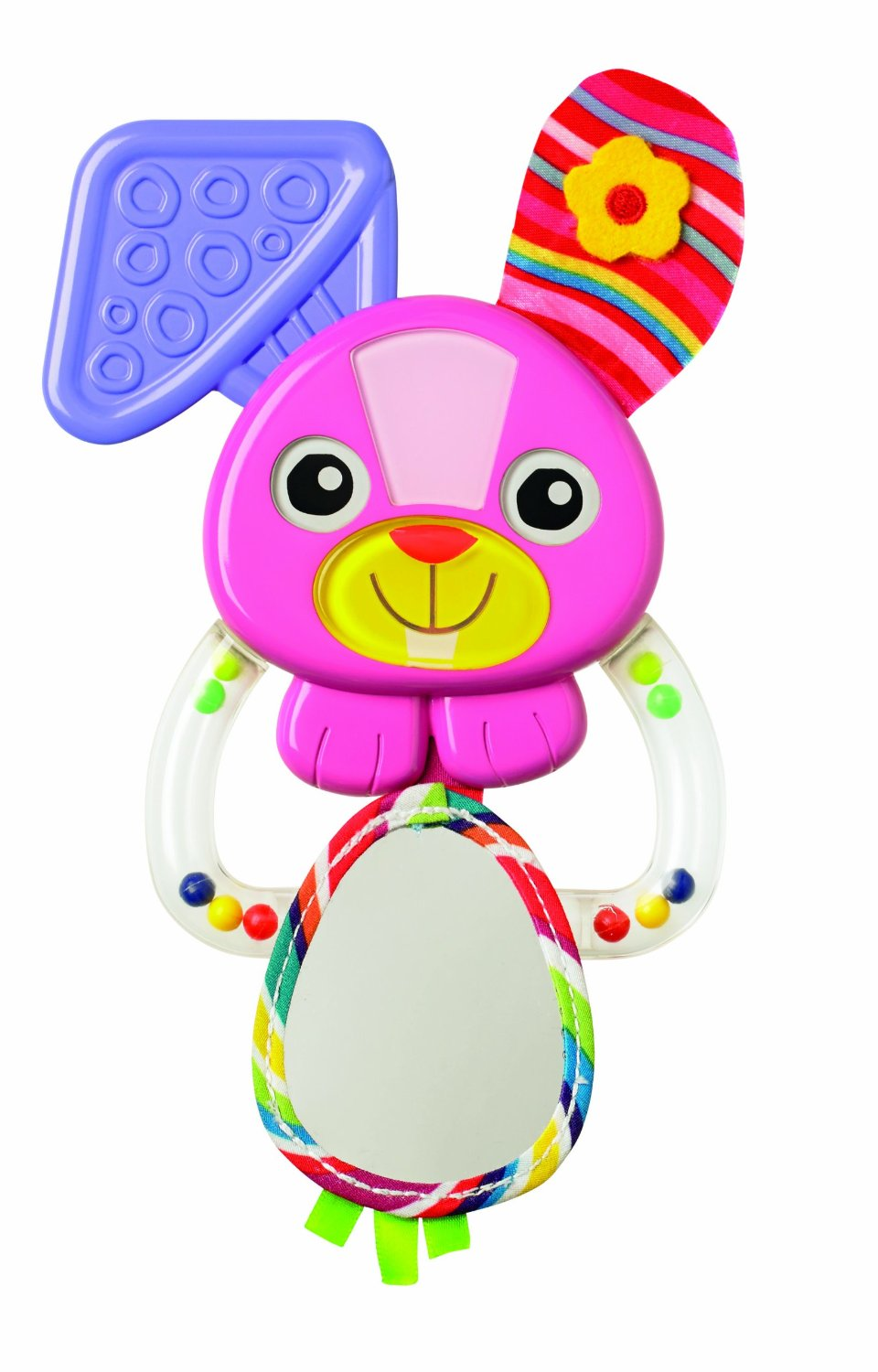 Rattle by Lamaze, available in Bella Bunny or Click Clack Jack the Crab Ages 0 months+ $9.99