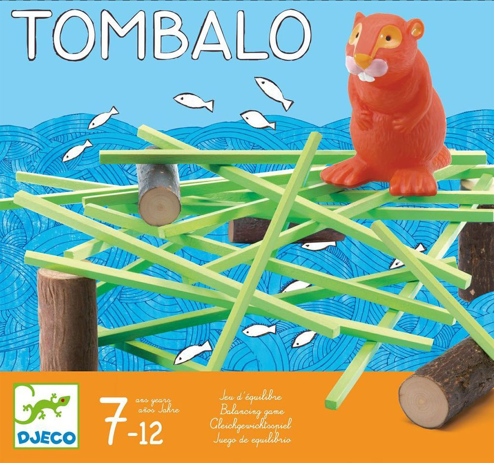 Tombalo, Ages 7+  $39.99