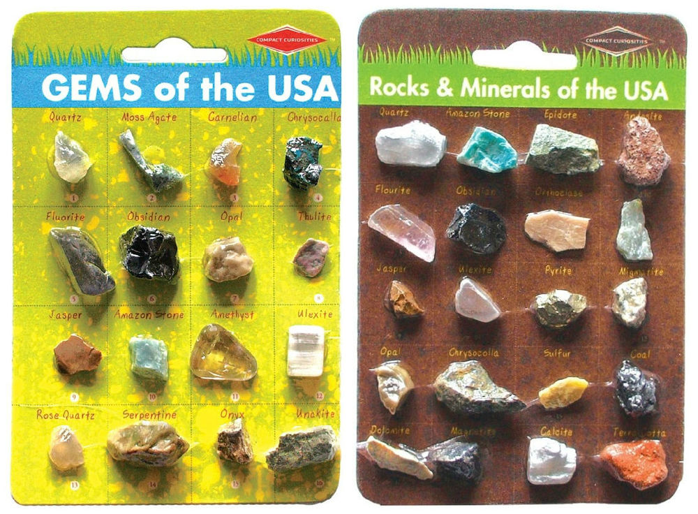 Gems/ Rocks & Minerals of the USA $4.99 each