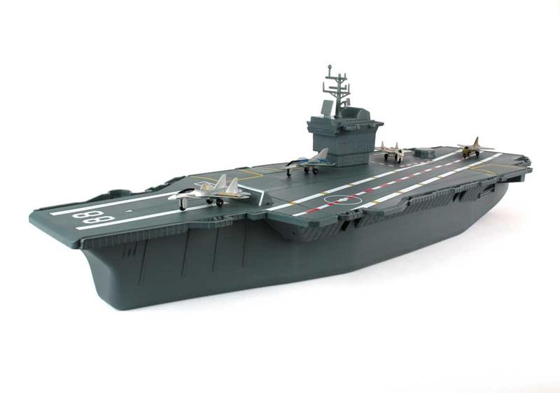 """Aircraft Carrier, 30"""" includes 4 planes, Ages 3+ $49.99"""