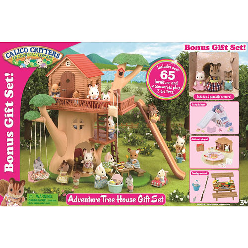 Adventure Treehouse Gift Set, Ages 3+ sale price $89.95 (regular price $109.95)