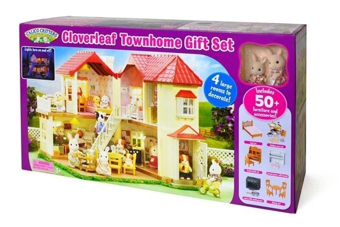 Cloverleaf Townhome Gift Set, Ages 3+ sale price $99.95 (regular price $129.95)