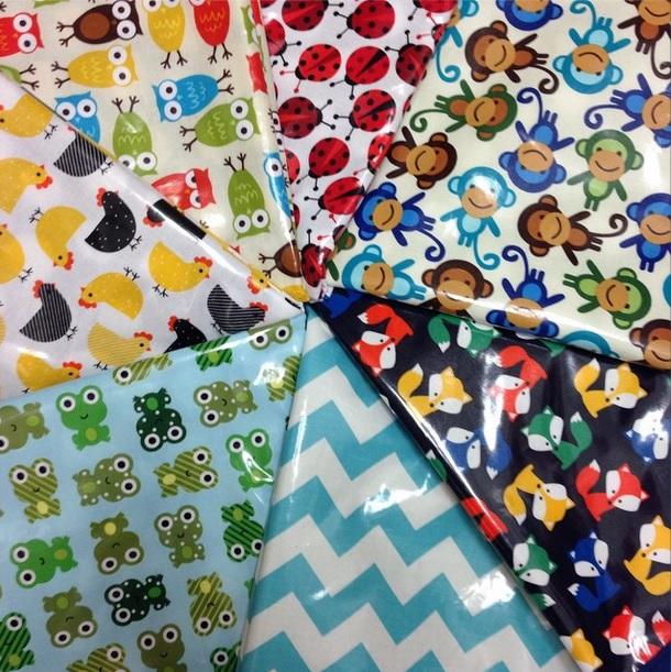 Waterproof Blankets by Rain Baby Gear (Made in Portland!) $59.99