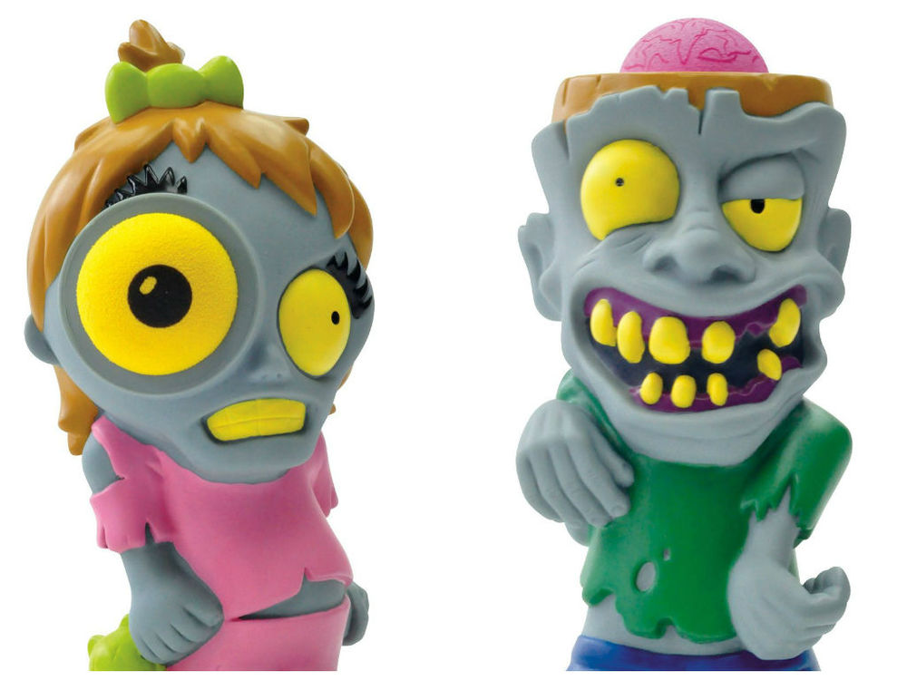 Zombie Poppers, Ages 4+ $9.99 Sticky Target (not pictured) $7.99