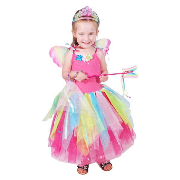 Carnival Dress by Pink Poppy, Ages 3-4  $44.99