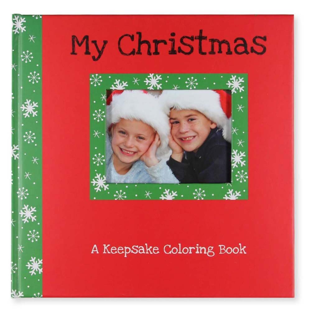 My Christmas: A Keepsake Coloring Book $12.99