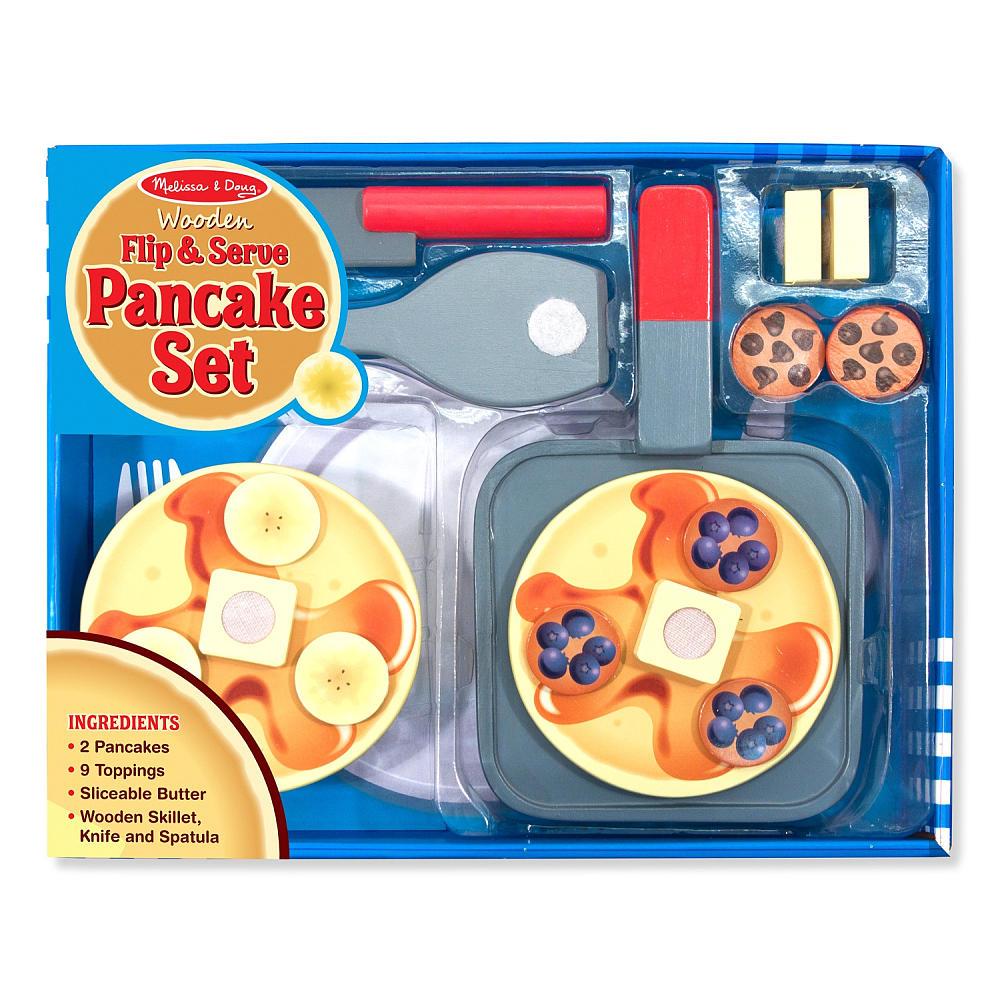 Pancake Set by Melissa & Doug, Ages 3+ sale price $15.99 (regular price $19.99)
