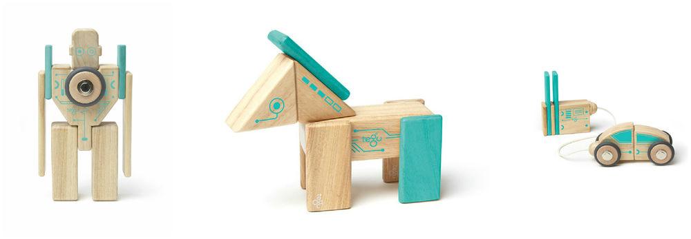 Tegu Future Blocks, Ages 1+ $17.99 - $34.99