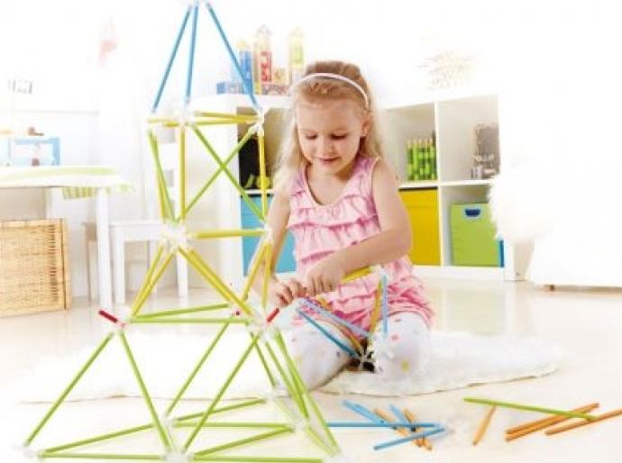 Architetrix Constructor Set by Hape, Ages 4+ $19.99